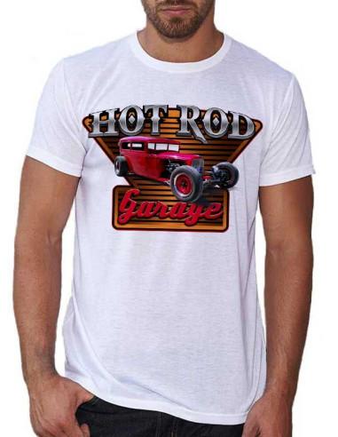T-shirt homme Hot rod
