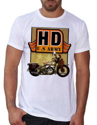 T-shirt H.D armée américaine