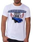 T-shirt homme avec une Pontiac