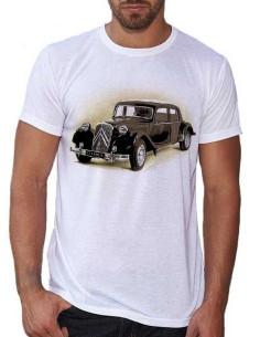 T-shirt homme voiture Citroën