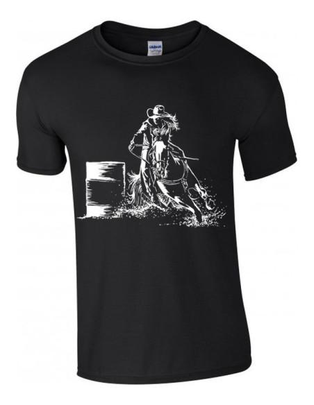 T-shirt Enfant - Cowboy Western