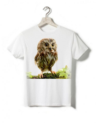 T-shirt enfant - Chouette