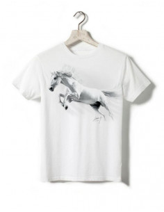 T-shirt enfant - Jumping horse