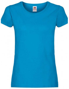 T-shirt turquoise