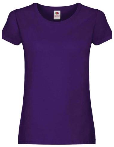 T-shirts couleurs pour femme à personnaliser