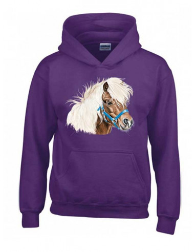 Sweat Shirt Enfant - Sweet petit Poney
