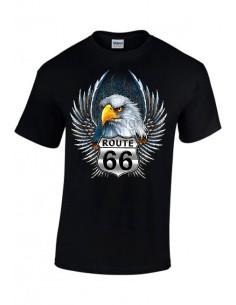 T-shirt Aigle-route 66