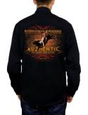 Chemise noire - Homme - Bull Riding. Dos