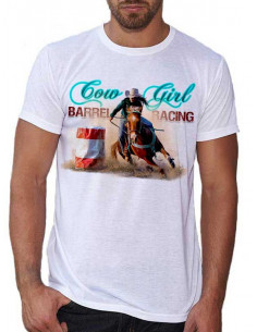 T-shirts Barrel racing