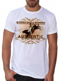 T-shirt - Homme Rodéo bull riding