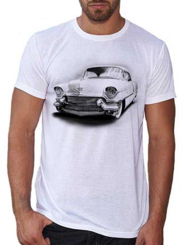 T-shirt homme avec une Cadillac