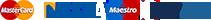 Logos de paiements