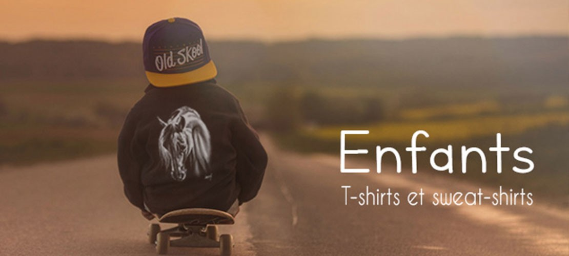 Nous vous proposons ici une gamme de sweat shirts pour enfant